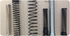 Image of wire forms, springs, & clips